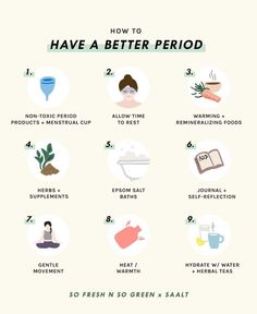 Foods To Balance Hormones, Balance Hormones Naturally, Hormone Balancing, Period Hacks, Period Tips, Self Care Bullet Journal, Vie Motivation, Self Care Activities, Menstrual Cup