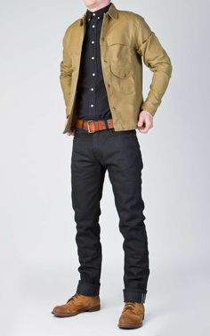 Casual Leather Shoes, Denim Shoes, Denim Jeans, Casual Outfits, Men Casual, Fashion Outfits, Gq Mens Style, Mode Man, Stylish Mens Fashion