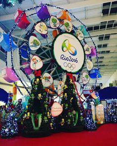 Luzes de Natal atraem clientes para os shoppings do Rio   Jornalwebdigital