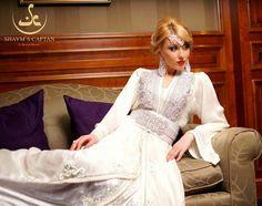 Caftan et djellaba de Maroc: caftan marocain pour mariées 2015