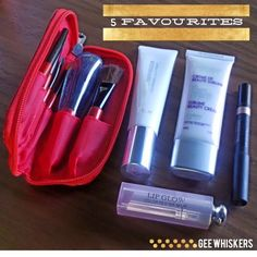 5 PRODUCTS | GEE WHISKERS: Gee Whiskers!