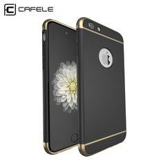 CAFELE Case for iphone 6s cases Luxury <font><b>Original</b></font> Back cover for Apple iphone 6s Plus case PC Hard Armor shell Logo hole #>=#>=#>=#>=#> Click on the pin to check out discount price, color, size, shipping, etc. Save and like it!