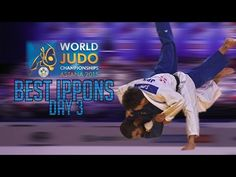 Best Ippons of Day 3 | World Championships Astana 2015 | JudoHeroes