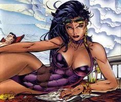 Voodoo Wildstorm art | Voodoo (Wildstorm) (Priscilla Kitaen) (Comic Book Character)