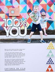 100% You by PamBaldwin at Studio Calico