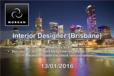 Interior Designer Brisbane Job