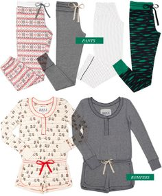 Must have these cute pj's!
