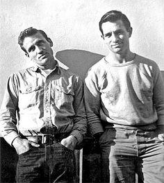 Neal Cassady & Jack Kerouac