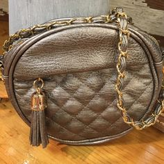 Urban expressions round w tassle shoulder bag nwt Urban expressions round w tassle shoulder bag nwt Natalie Urban Expressions Bags Shoulder Bags