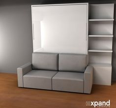 MurphySofa Clean – Wall Bed Sofa