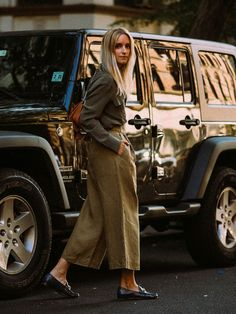 Safari-style like Vogue in the 90s