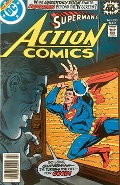 Chris is on Infinite Earths: Action Comics #493 (1979)