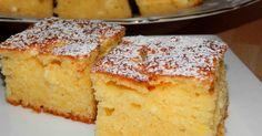 Mennyei Túrós piskóta recept! Egy gyors, és finom túrós piskóta recept! Egyszerű igazi nagyis sütemény. Nekem nagy kedvencem! Ha valaki szeretné, lehet bele gyümölcsöt is tenni, úgy is nagyon finom.