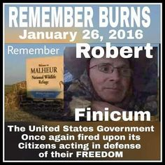 Remember LaVoy Finicum standing for Freedom