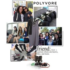 Polyvore Meetup 2013 - Fab Friends