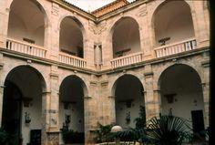 El Alcazar, patio interior. Zafra. Badajoz