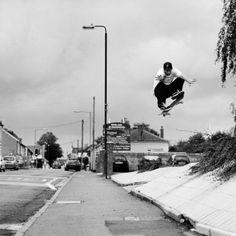 Skateboarding Style by Tuukka Kaila
