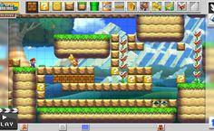 Para Super Mario Maker vendrá una actualización gratis