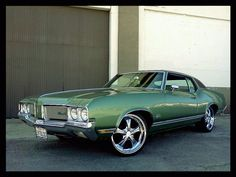 '70 Olds Cutlass Supreme