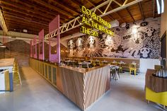Dining in Design: Chi Chi by Matt Woods