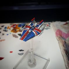 A-Wing repaint