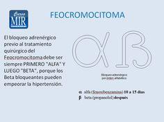 Regla Nemotécnica - Feocromocitoma
