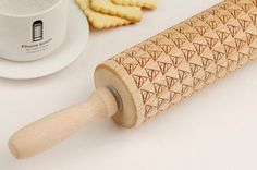 Harry Potter and the Deathly Hallows Inspired the Embossed Rolling Pin #mothersday trendhunter.com