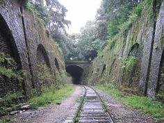 abandoned railroad 10 Abandoned Railways, Trains, Stations, Tunnels & Bridges