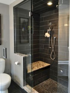 120 Stunning Bathroom Tile Shower Ideas (79)