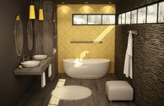 Master free standing tub is similar to this.  It is the Maax Serenade free standing tub.