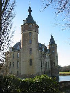 Castles.nl - Gravenwezel Castle, Belgium