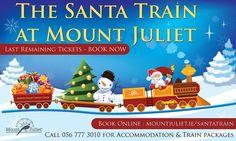 The Santa Village at Mount Juliet - Visit Santa at Mount Juliet Kilkenny Christmas Party Venues, Christmas 2017, Christmas Ornaments, Mount Juliet, Santa's Village, Visit Santa, Train Tickets, Events, Seasons