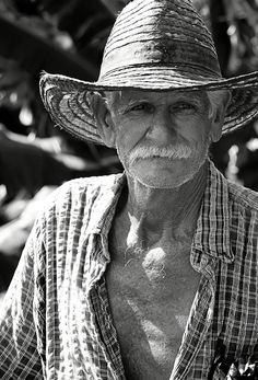 #cuba #portret #blackandwhite