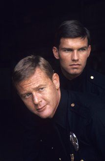Adam-12:  This show is about the everyday life of two police officers who patrol the streets of Los Angeles and the many people they come across.