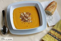 Crema4 Soup Recipes, Cooking Recipes, Healthy Recipes, Healthy Food, Recipies, Chowder Soup, Yummy Food, Tasty, Cooking With Kids