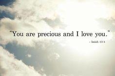 precious.