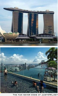 Best Hotel Ever! Marina Bay Sands Singapore