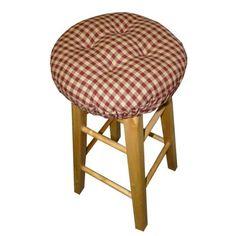 fulton ogee grey bar stool cover cushioned indoor outdoor
