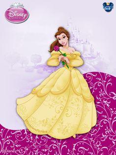 DisneyPrincess+-+Belle3+ByGF+by+GFantasy92.deviantart.com+on+@deviantART