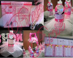 spa party ideas for girls birthday | theme birthday spa parties for girls