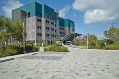 Sea Scout Base Galveston 2016 HNA Awards Winner - Concrete Paver - Permeable - Commercial