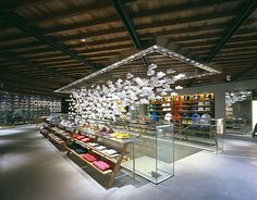 Nike Flagship Store | Brand Experience