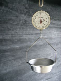 Detecto Hanging Scale, via lovintagefinds