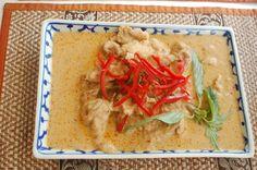 9月レッソン#4・夏タイ料理:牛肉パナングカレなど