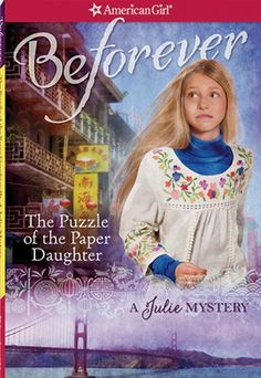 Lissie & Lilly: New American Girl Mystery Book Covers