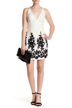 Floral Sequin Codi Dress by Dress the Population on @nordstrom_rack