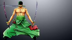 Rorronoa Zoro One Piece Wallpaper