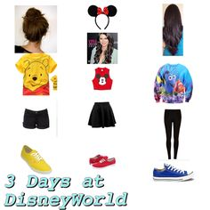 3 Days at DidneyWorld ❗️