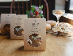 caja de regalo 10 galletas establece bandas por CookieboxStore