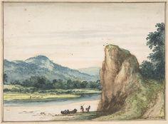 Allart van Everdingen (Dutch, 1621). Landscape, mid-17th century. The Metropolitan Museum of Art, New York. Rogers Fund, 1966 (66.134.2)